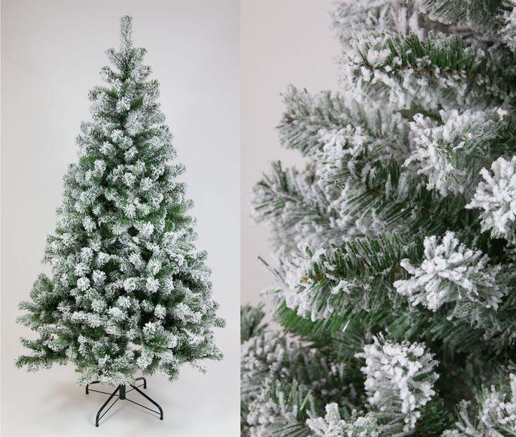 Luxury Weihnachtsbaum Schnee Dieser tolle schnee tannenbaum