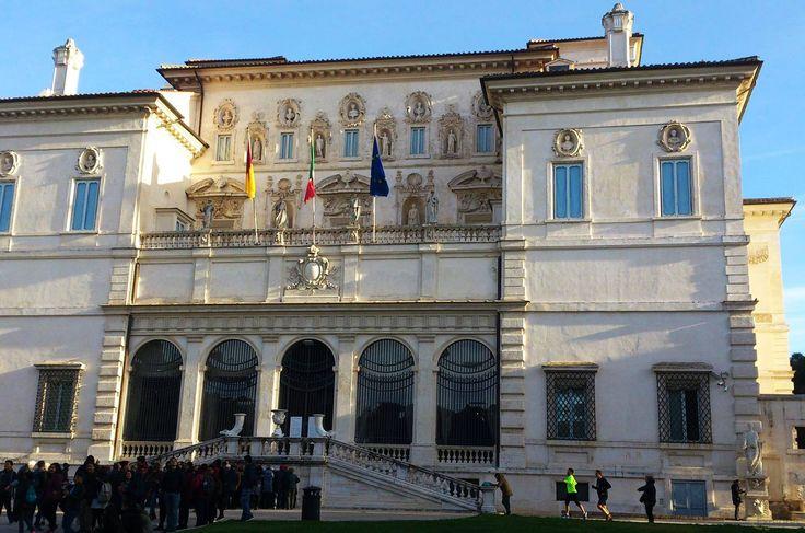 To escape the bustle of Rome's city centre, take buss 116 from Via Vittorio Veneto near Barberini metro station and discover Villa Borghese!