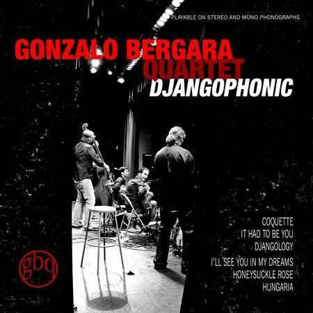Gonzalo Bergara - Djangophonic