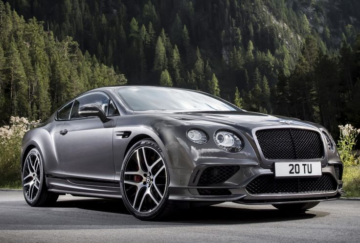 Bentley announced its fastest and most powerful production model to date: the new Bentley Continental Supersports, which has 6.0-liter W12 engine.