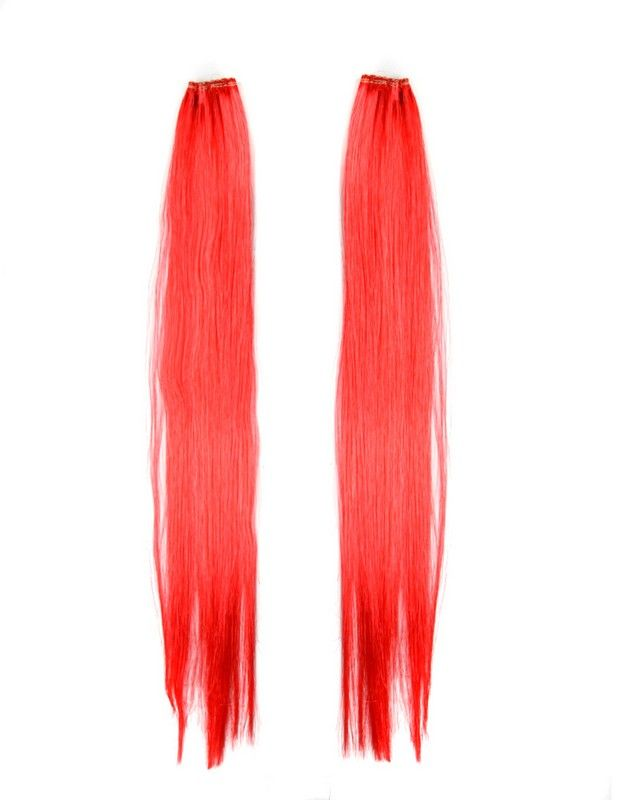 Red Hair Extensions-03