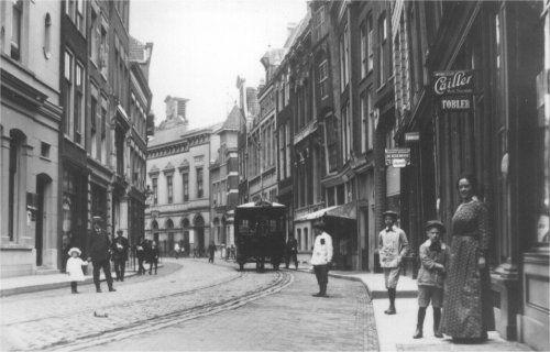 Dordrecht<br />Dordrecht Wijnstraat