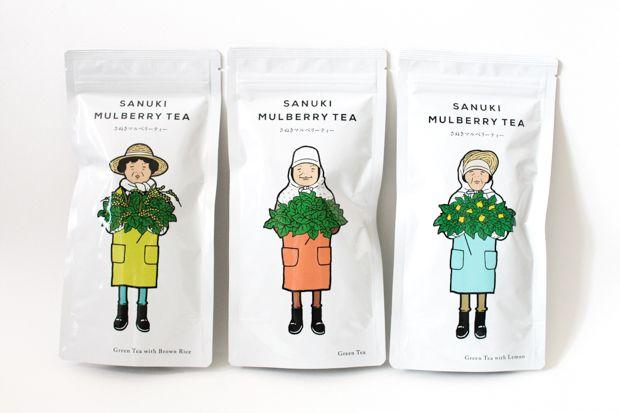 香川のおばちゃんが作る桑茶「さぬきマルベリーティー」