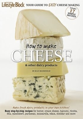 Cheese making book. another essential
