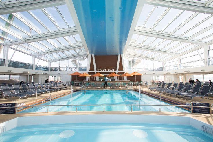 Pool - Quantum of the Seas