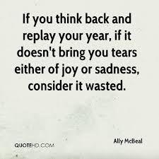 Resultado de imagen de ally mcbeal quotes