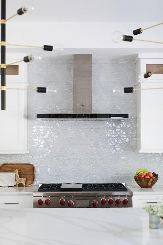 Backsplash Tile Glazed Ceramic