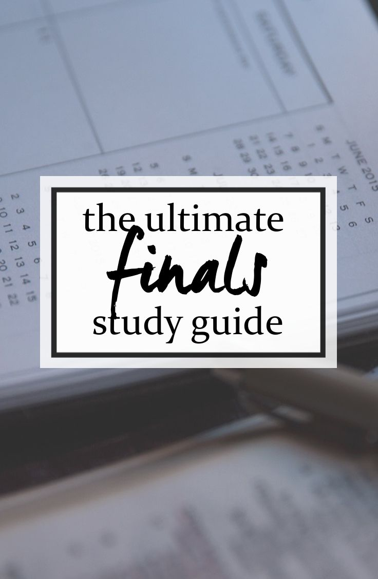 17 best ideas about study tips for college college the ultimate finals study guide for college students get good grades on your exams