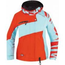 Ski-Doo LADIES' PRINTED MCODE JACKET WITH INSULATION from St. Boni Motor Sports $309.99