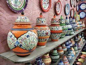 Turkish jars