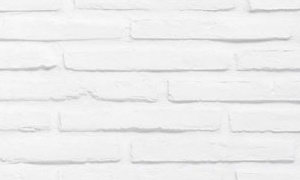 White Brick Horizontal Faux Panels.  Insulation: (interior and exterior) Resistant to the sun (ultraviolet rays) and high temperatures. Waterproof: Damp proof and weather - insulated. Solid: Resistant to erosion.
