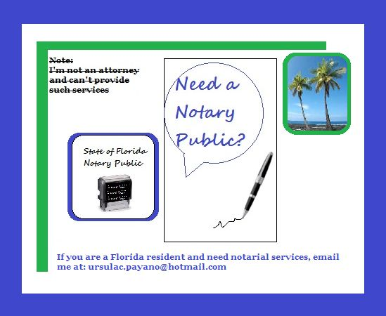 8 best state of florida notary public images on pinterest public florida public ccuart Choice Image