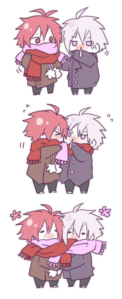 Idolish7 Riku and Tenn pt3