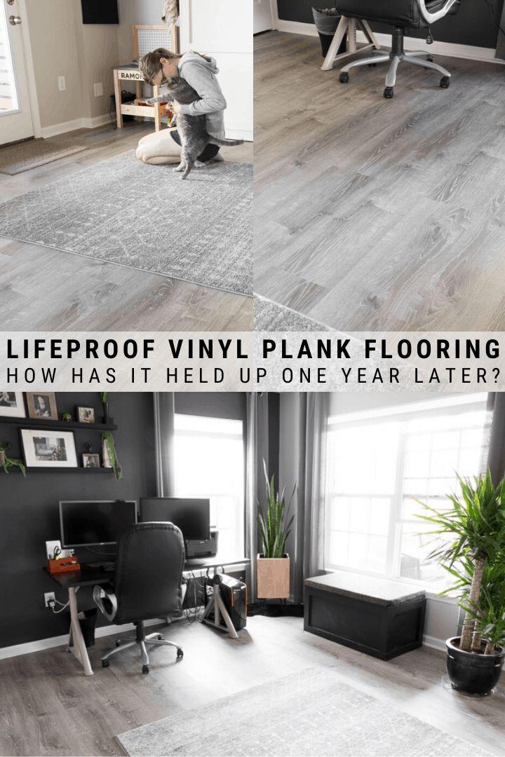 LifeProof Sterling Oak Vinyl Flooring Review 1 Year Later