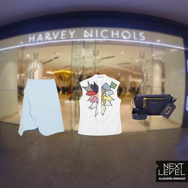 Rengarenk bir bahar için aradığınız her şey Harvey Nichols'da! @harveynicholstr