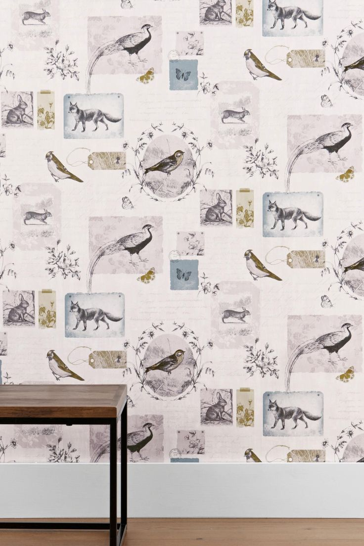 Buy Vintage Collage Wallpaper Online Today At Next: Israel