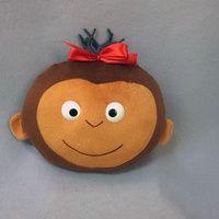 Подушка-игрушка Обезьяна Мики