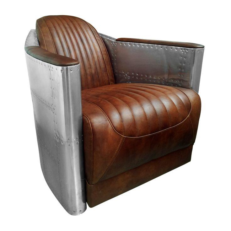 25 beste idee n over bruine lederen stoelen op pinterest for Lederen stoelen