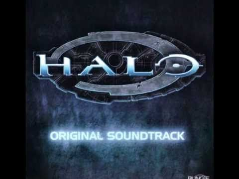 Halo: Combat Evolved OST - The Gun Pointed at the Head of the Universe