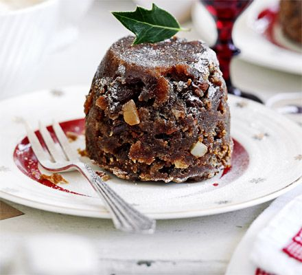 Bespoke festive puddings mean you can customise each one to individual tastes while keeping the rich fruity base the same
