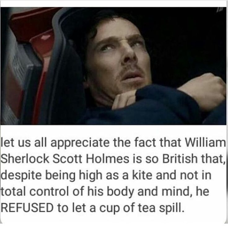 Let's also mention the fact that William Sherlock Scott Holmes DOES NOT EXIST! That name is not canon and I'd love to punch the idiot that started it. His name is, and has never been more than, SHERLOCK HOLMES. Do your research, you sheep.