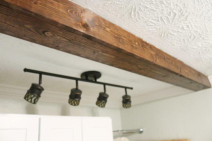 17 best images about walls and ceilings on pinterest for Fake wood beams for ceiling