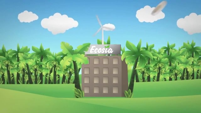 Ecosia explainer video - http://vimeo.com/66539252 http://webfil.ms/