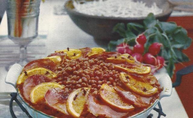 Retro Food Recipes