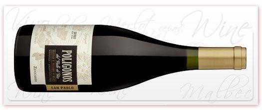 Anuario 2014: aquí están los 20 nuevos vinos que marcaron la agenda del año Polígonos del Valle de Uco Malbec 2013 - Familia Zuccardi