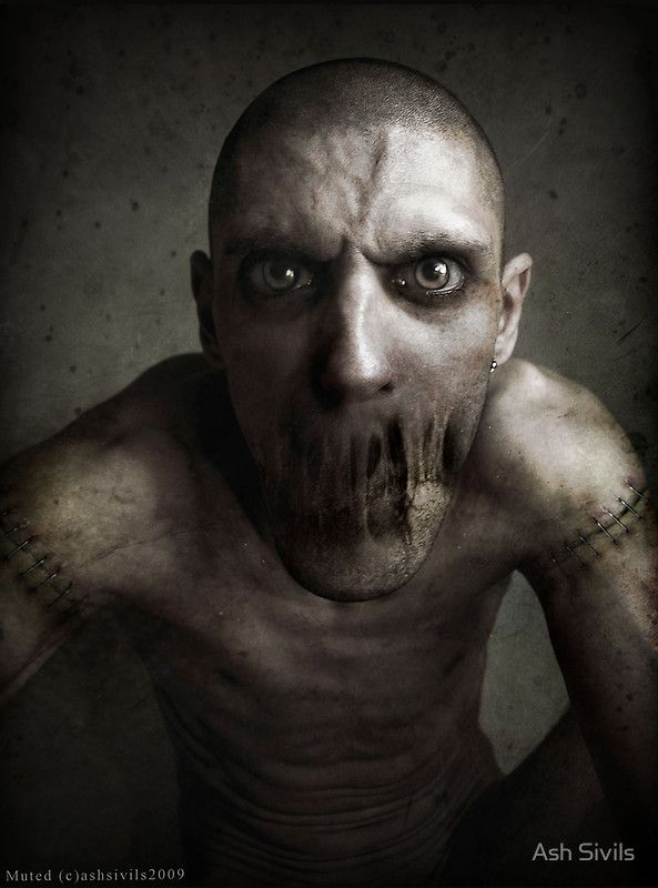 horror photography | 35+ Teeth Chattering Horror & Macabre photography | HybridLava