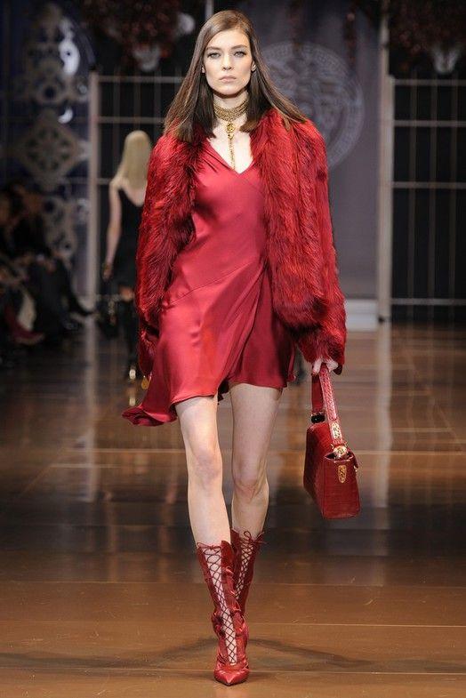 Versace RTW Fall 2014