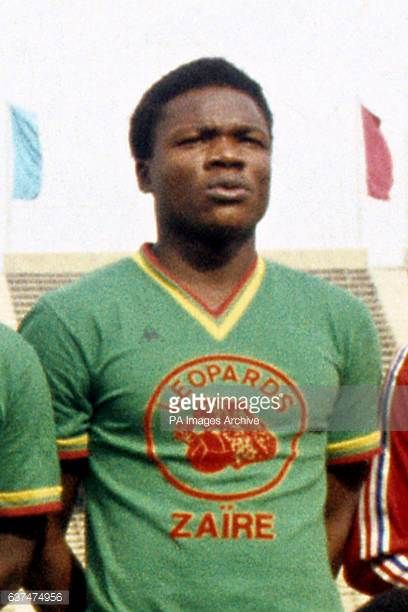 Mwepu Ilunga Zaire