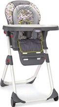 Chaise haute Duodiner - Caraway de Toys R Us Canada 179,97 $ (22% de rabais) -