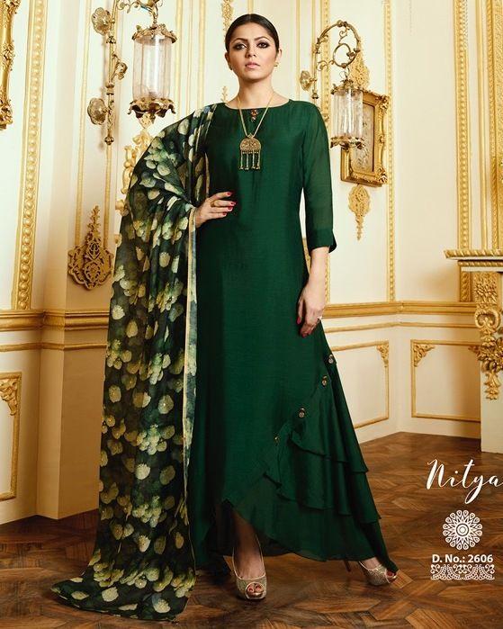 931cf6b79 LT Nitya VOL-26 NX Designer Kurtis (10 pc catalog)