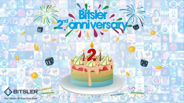 Bitsler is 2 years old! and there will be a Super Lottery running @ https://bitcointalk.org/index.php?topic=2472917.0