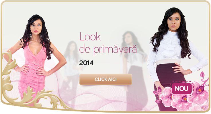 Look de primavara 2014 - campanie LadyM.ro