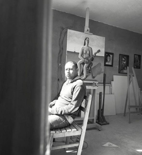 Galeria Santiago: Bernardo Santiago Angeles