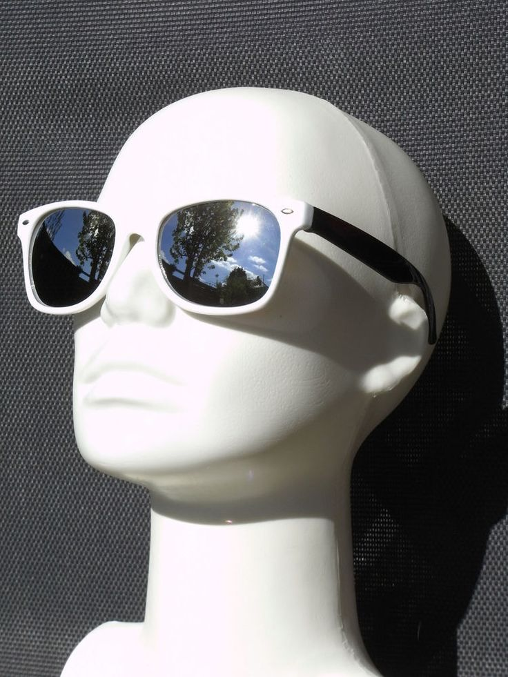 Wayfarer Retro Style Herren Damen Sonnenbrille Sunglasses Modell 141 Verspiegelt