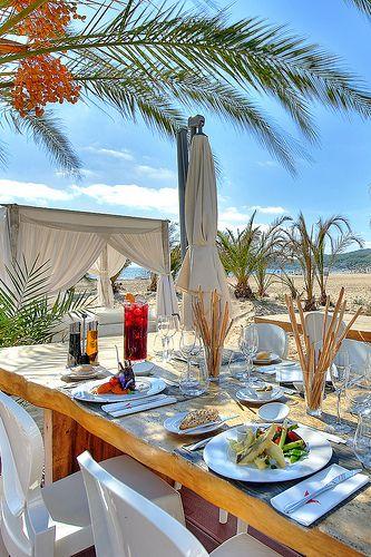 Ushuaia Ibiza Beach Club Restaurant