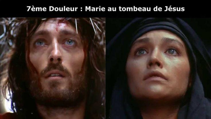✥ CHAPELET DES 7 DOULEURS de la Vierge Marie (Apparitions mariales de Ki...