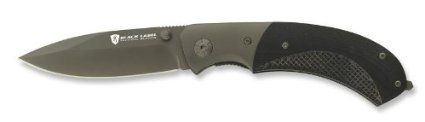 Amazon.com: Browning Knives 143BL Browning Black Label Checkmate with Black Checkered G-10 Handles: Sports & Outdoors