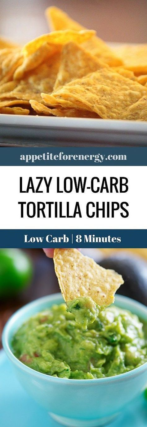 Low carb tortillas baked for chips!! #sosmart