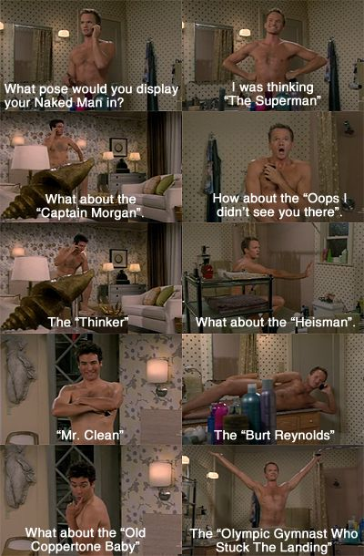 Himym The Naked Man 103