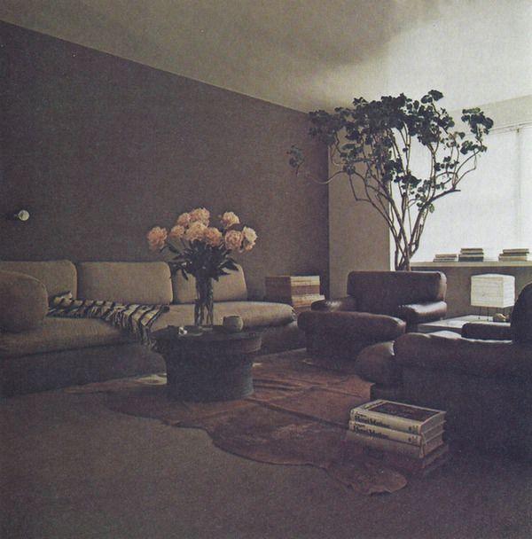1970s New York Apartment