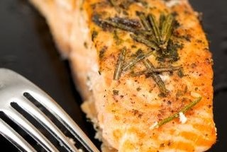 Broiled Salmon with Rosemary | Scrumptious. | Pinterest