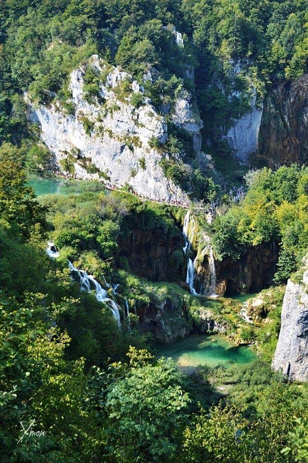 Édenkert a szomszédban. A Plitvicei-tavaknál jártunk | Életszépítők