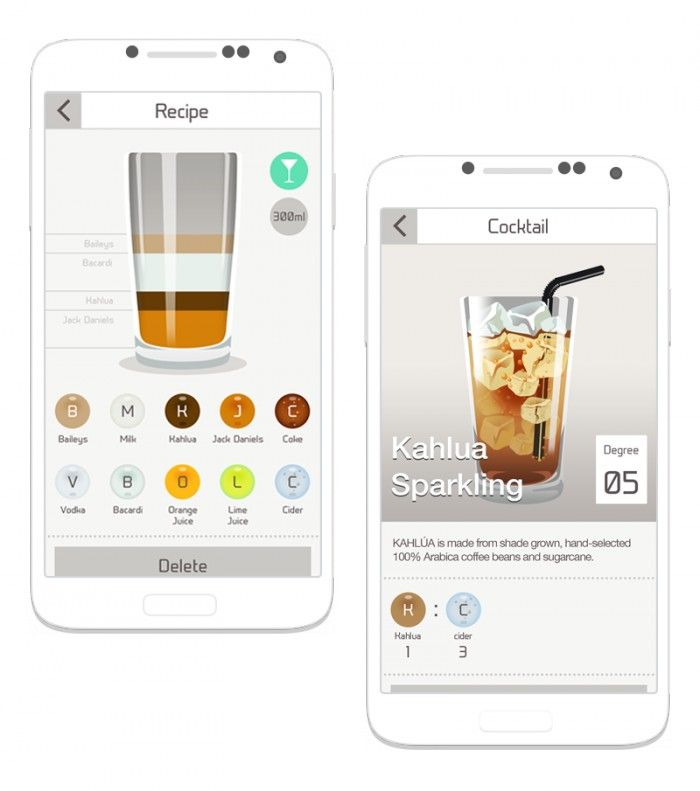 Cocktail App project