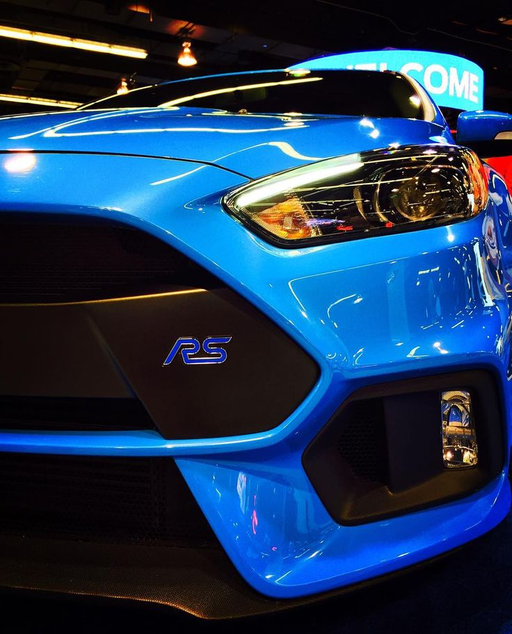 @ the Orange County auto show with my buddy @notallbad823 . I've seen some insane cars in the last hour but this one caught my eye the most. Here is the Ford Focus RS! Only 7000 of these will be made each year in the U.S. Coming in at 35k thats crazy for a focus! But this beast of a car is 4 wheel drive 350 horse power 0-60 in 4.7 seconds and is the first time released in the U.S. market after being only in Europe for many years. Alright! Now time to break away from civilization and get my…