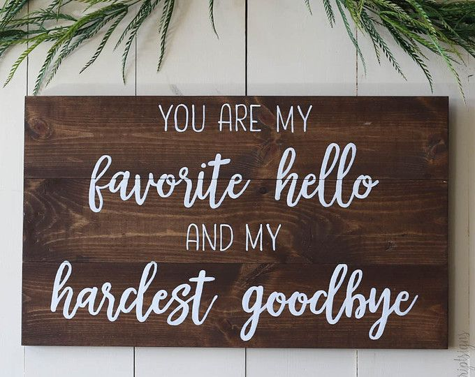 Beautiful wooden signs for every occasion. by TimberScript on Etsy