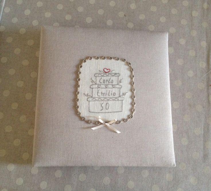 Un dono per le nozze d'oro di Carla ed Emilio